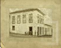 Casa onde nasceu João Pedro Cardoso