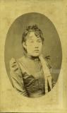 Retrato de mulher desconhecida