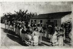 Bloco de Carnaval da fazenda Coruputuba