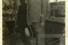 Em Piratininga como promotor designado para acompanhar o processo do instrumento do secretário da Câmara Municipal em 1934