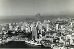 Vista aérea do Rio de Janeiro