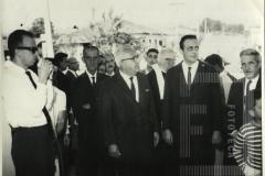 Inauguração da Escola José Pinto Pestana