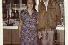 Casal de idosos visita o Museu de Pindamonhangaba