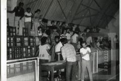 Abertura dos Jogos Abertos do Interior 1978 - Quadra Coberta