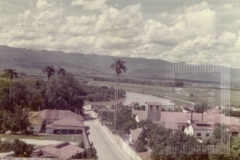 Vista do terraço do Museu