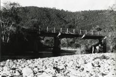 Paisagem de uma ponte