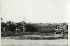 Vista da praça Santa Terezinha