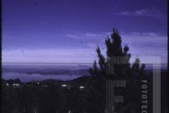 Céu em montanha