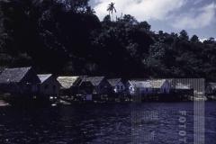 Construções em rio