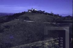 Construção no topo de montanha
