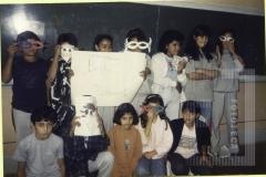 Álbum de registro Fotográfico da escola Pujol 1