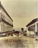 Museu Histórico e Pedagógico D. Pedro e D. Leopoldina em 1920