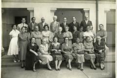 Grupo na cidade de Aparecida