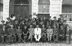 Grupo de vereadores eleitos do primeiro mandato do Dr. Caio