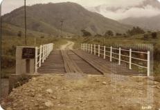 Reforma da ponte da estrada dos Nogueiras