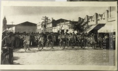 Grupo de pessoas com bicicletas