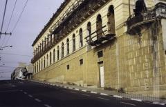 Museu antes da reforma